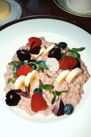 Mandy Bork: Am liebsten frühstückt sie Porridge