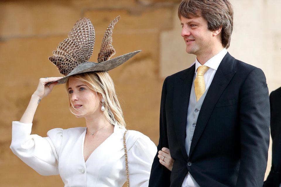 Ektaerina und Ernst August Prinz von Hannover sind im Babyglück