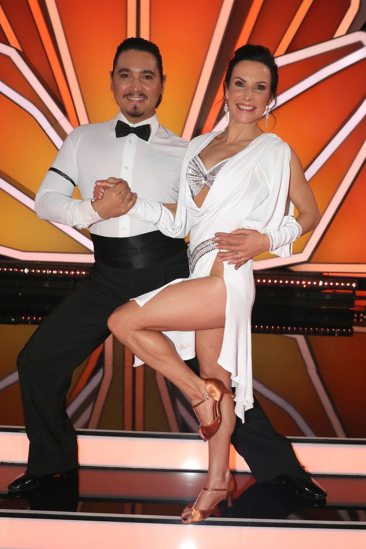 Tanzen in Staffel 12 zusammen: Erich Klann und Sabrina Mockenhaupt