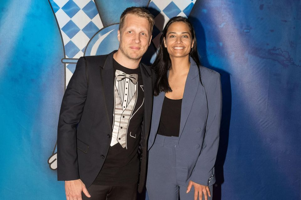 Oliver Pocher und seine Freundin Amira Aly