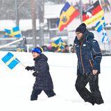 16. März 2019  ... stapft Prinzessin Estelle mit Papa Prinz Daniel durch den Schnee, um das Geschehen aus nächster Nähe verfolgen zu können und um die Teilnehmer anzufeuern.