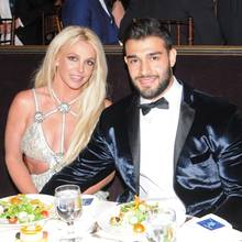 Britney Spears und Sam Asghari