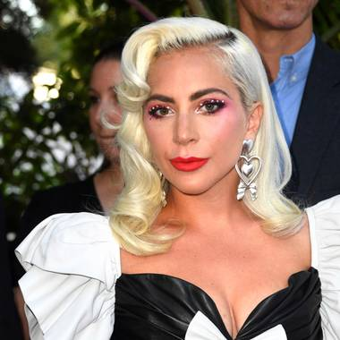 Lady Gaga bei den Daily Front Row Fashion Awards in Los Angeles.