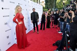 """Glamour pur mitKate Hudson + Co. bei den """"The Daily Front Row Fashion LA""""-Awards"""