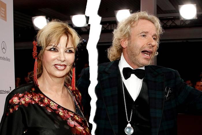 Thea und Thomas Gottschalk