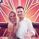 Özkan Cosar dankt seinen Instagram-Fans und seiner Tanzpartnerin Marta Arndt für den unglaublichen Support.