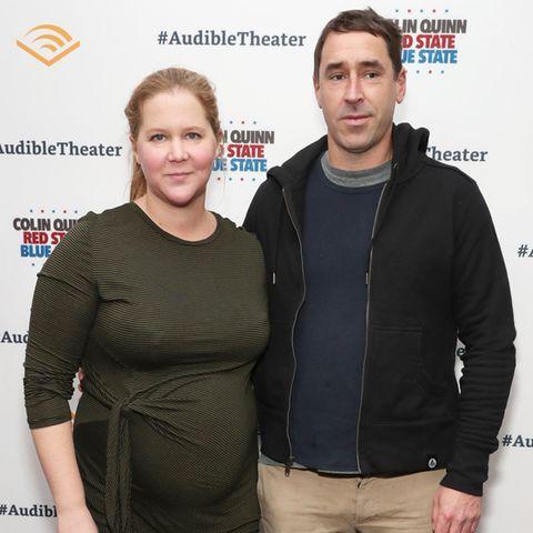 Amy Schumer und Chris Fischer