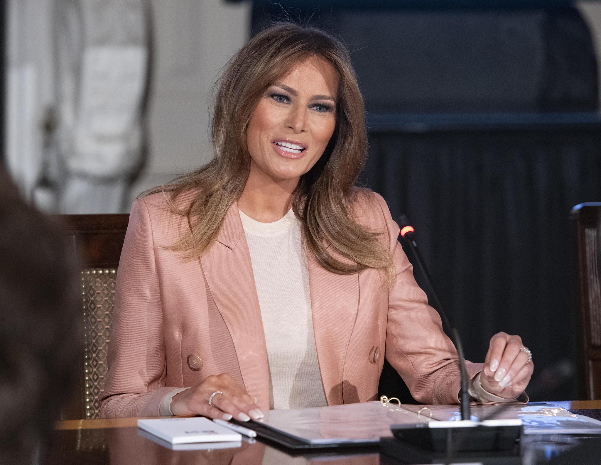 Fashion-Looks: Der Style Von Melania Trump - S. 3