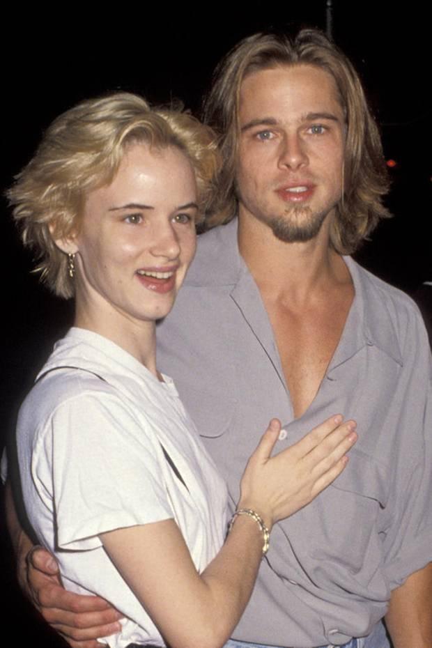 Brad Pitt Er Sah Immer Aus Wie Seine Frauen Gala De