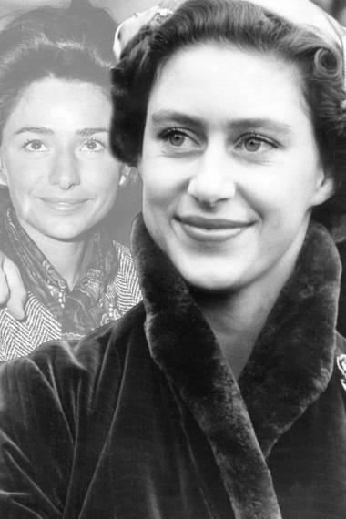 Marie-Luce Jamagne, Prinzessin Margaret
