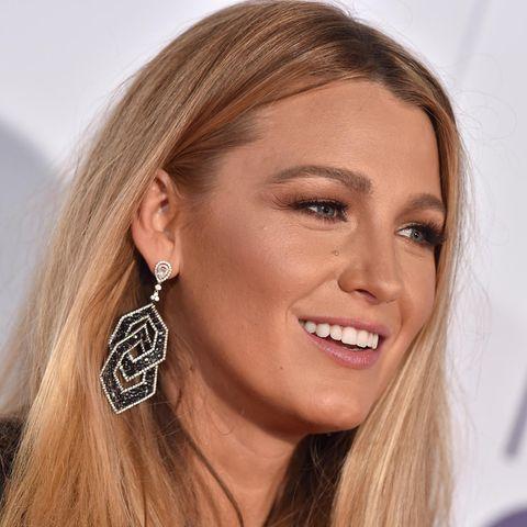 Haare natürlich aufhellen: Blake Lively ist bekannt für ihre schöne blonde Haarfarbe
