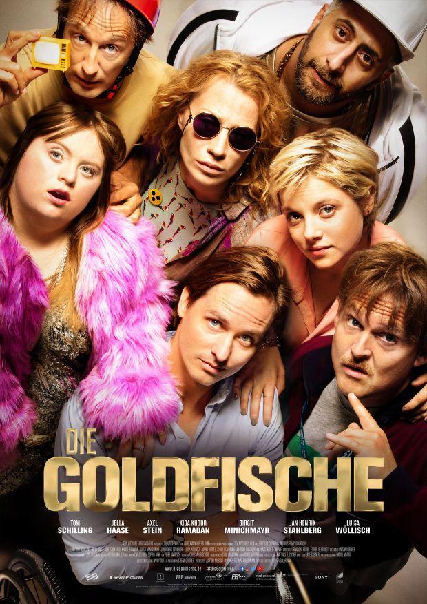 """""""Die Goldfische"""", ab dem 21. März im Kino"""