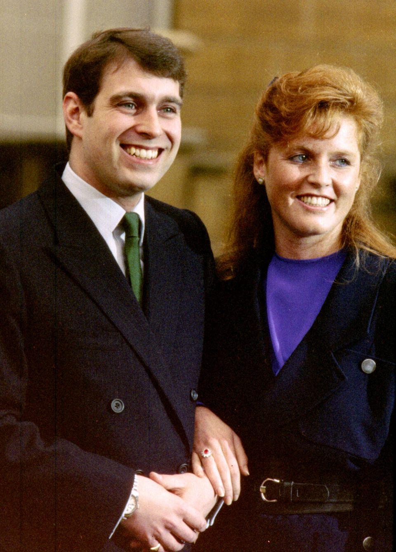 Prinz Andrew, Sarah Ferguson