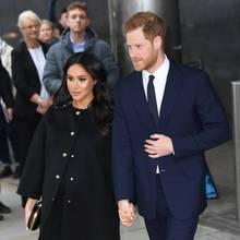 Herzogin Meghan und Prinz Harry am 19. März 2019
