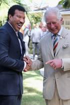 Lionel Richie + Prinz Charles