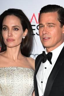 Angelina Joli undBrad Pitt tasten sich häppchenweise an ihre Scheidung heran