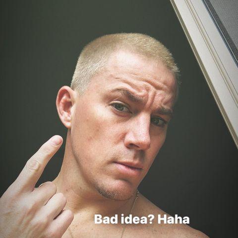 Channing Tatum + Jessie J: Platinblond kommt nicht so gut an