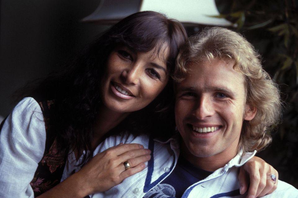Thea und Thomas im Jahr 1979