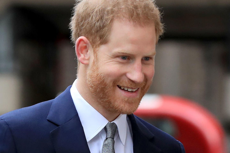 Prinz Harry.