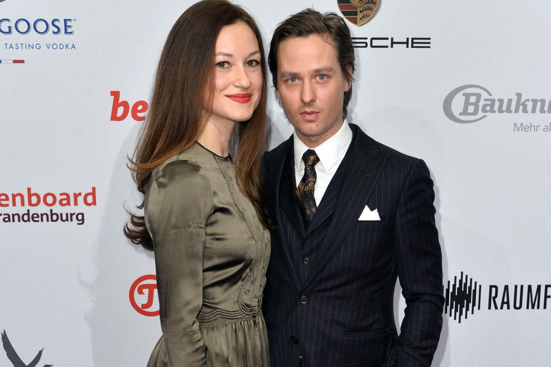 Annie Mosebach, Tom Schilling