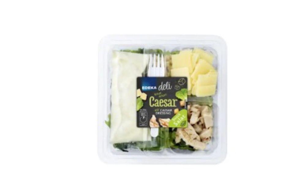 """Edeka ruft seinen """"EDEKA deli Caesar Snack Salat"""" zurück"""