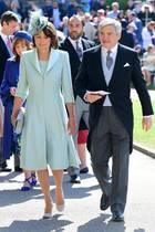 Carole und Michael Middleton