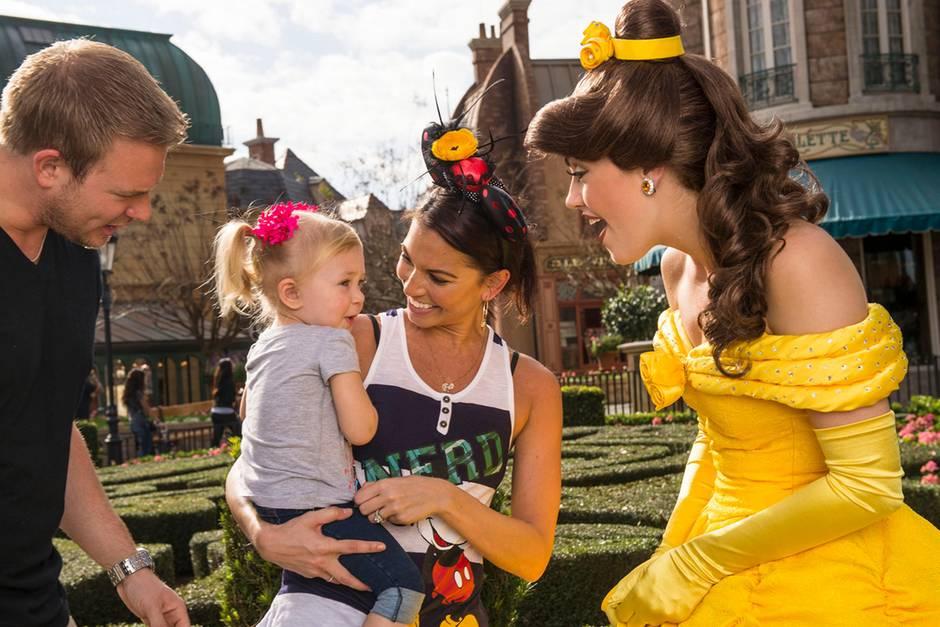 Eine Disney-Prinzessin als Kindermädchen – was für ein Traum
