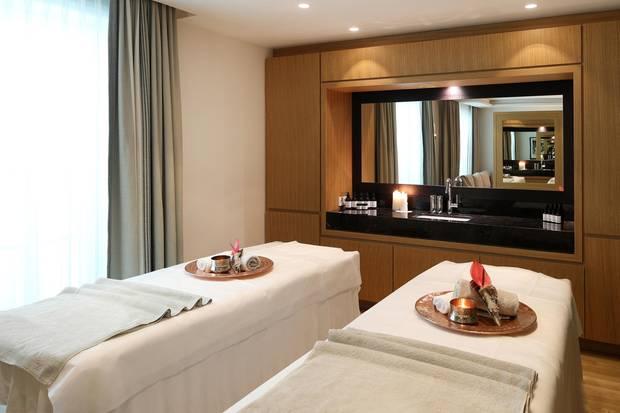 Die gemütlichen Behandlungsräume im Severin*s Resort & Spa