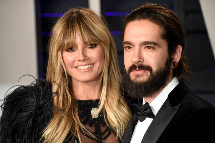 Heidi Klum und Tom Kaulitz sind auf der Suche nach einem Brautkleid für das schöne Model