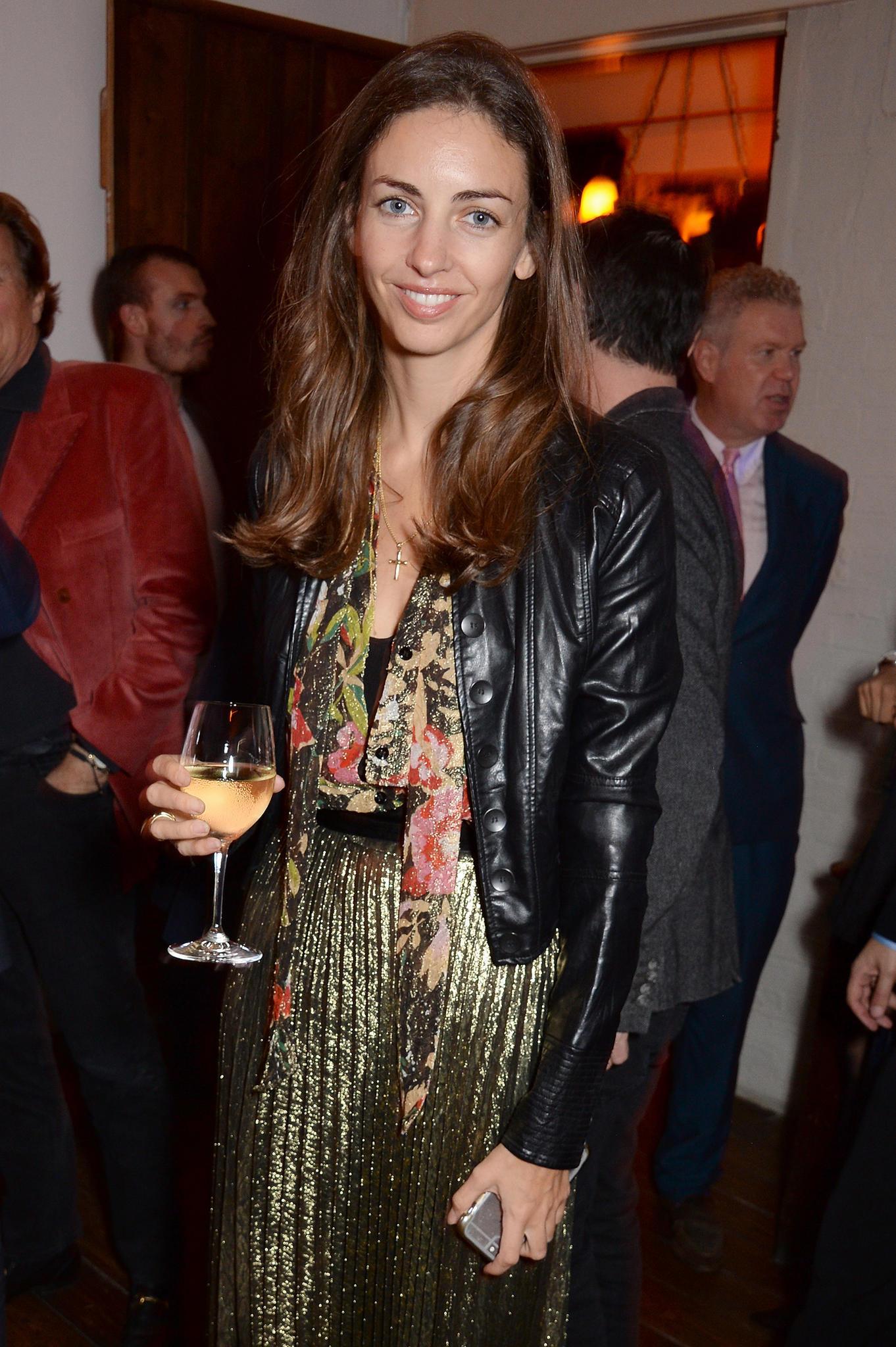 Rose Hanbury, Ex-Model und Ex-Vertraute von Herzogin Catherine