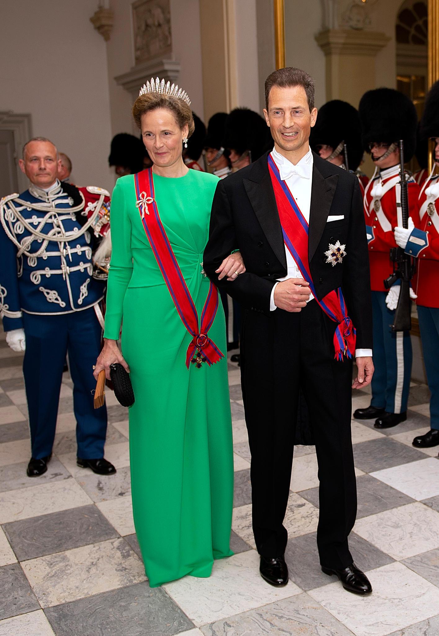 Erbprinzessin Sophie, Erbprinz Alois von und zu Liechtenstein