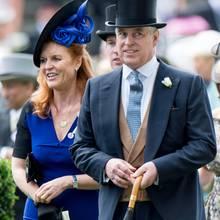 Sarah Ferguson, Prinz Andrew