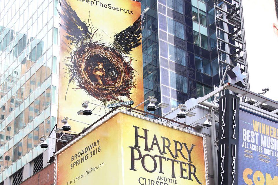 """""""Harry Potter und das verwunschene Kind"""" ist international erfolgreich"""