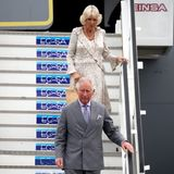 Prinz Charles und Herzogin Camilla sind in Kuba gelandet. Ihr Kommen ist einmalig, denn noch nie zuvor hatein Royal - oder ein britischer Premierminister - demLand einen offiziellen Besuch abgestattet.