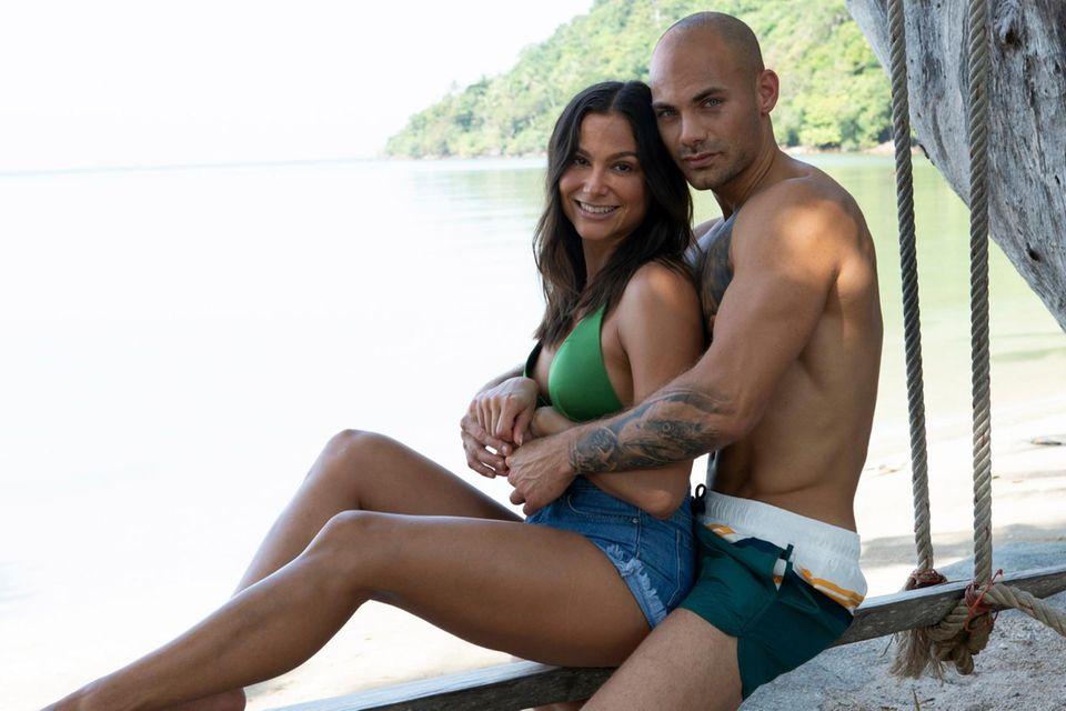 """""""Temptation Island""""-Couple: Mexikanerin Ziania Rubi und Fabian sind seit circa sechs Monaten ein Liebespaar."""