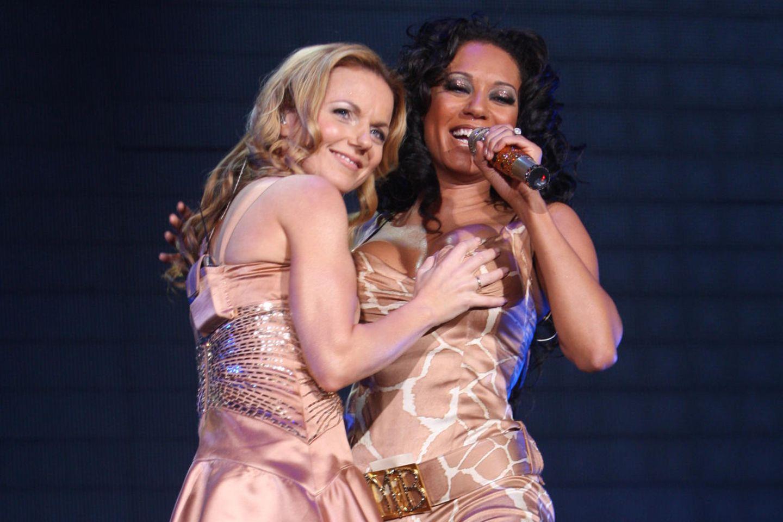Spice Girls: Geri Halliwell, Mel B
