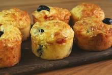Geniale Kombination: Pizza und Muffin in Einem – das lieben wir