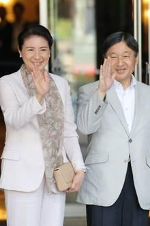 Prinzessin Masako, Prinz Naruhito