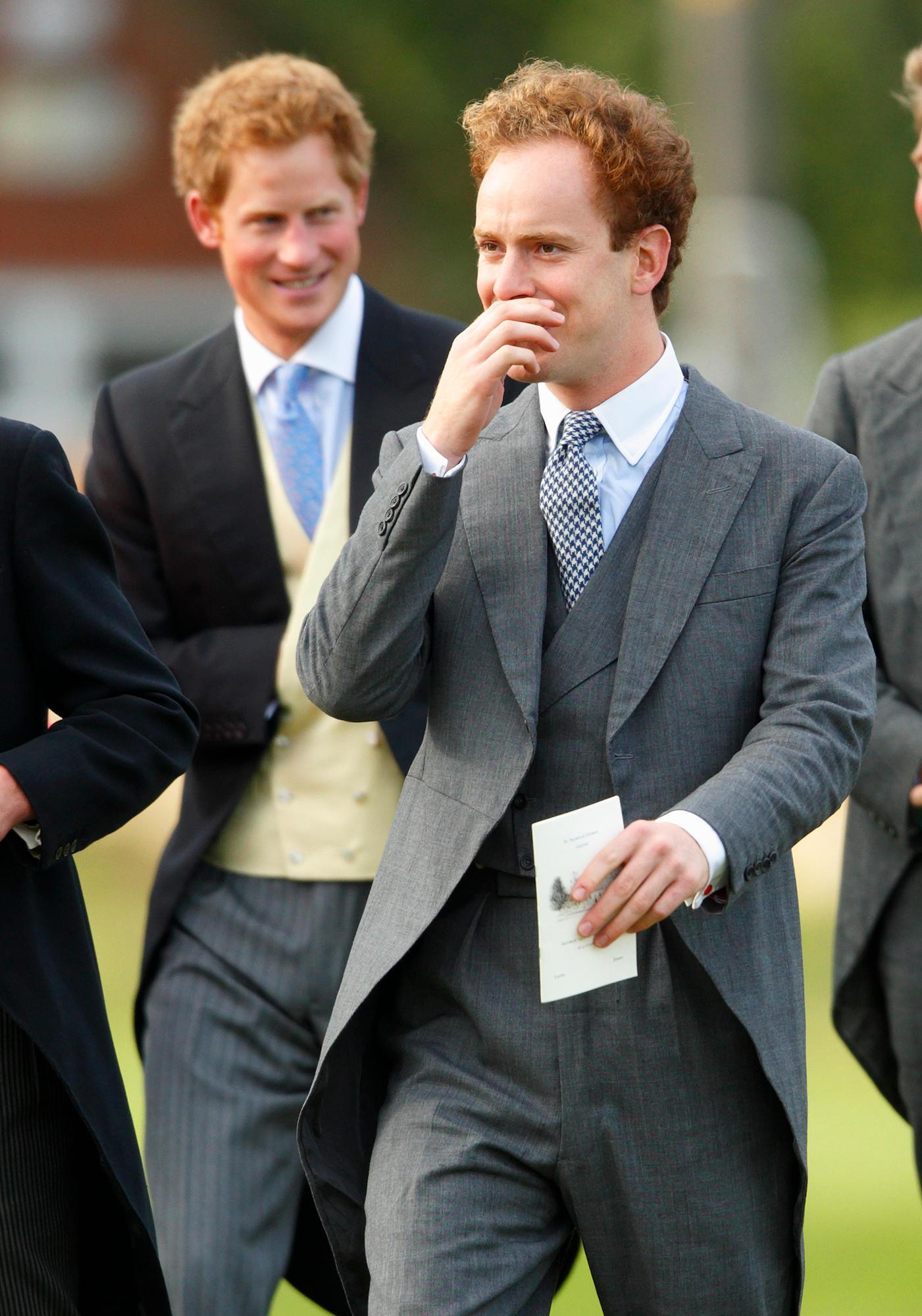 Prinz Harry,Tom Inskip