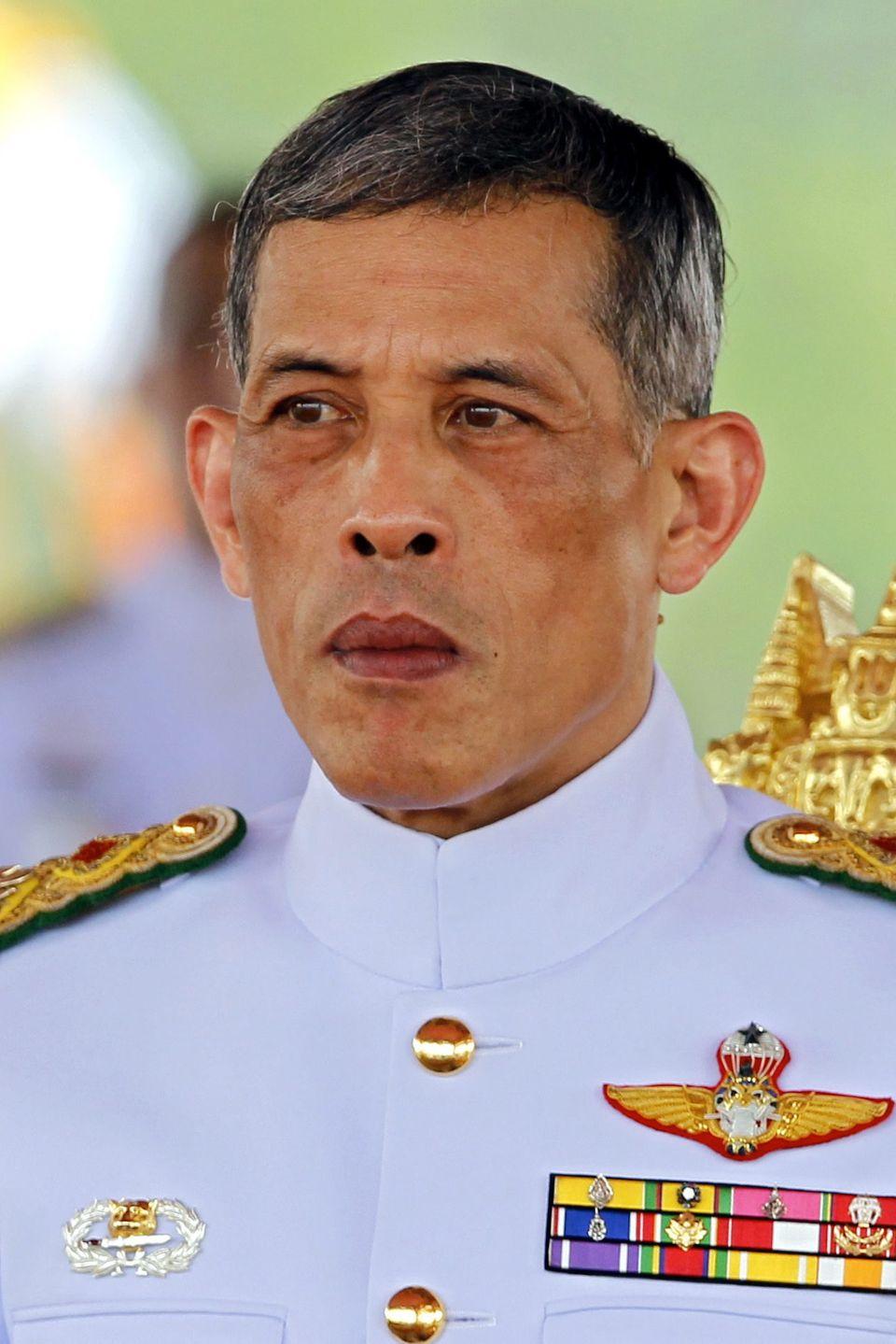 Maha Vajiralongkorn Bodindradebayavarangkun, König Rama X.