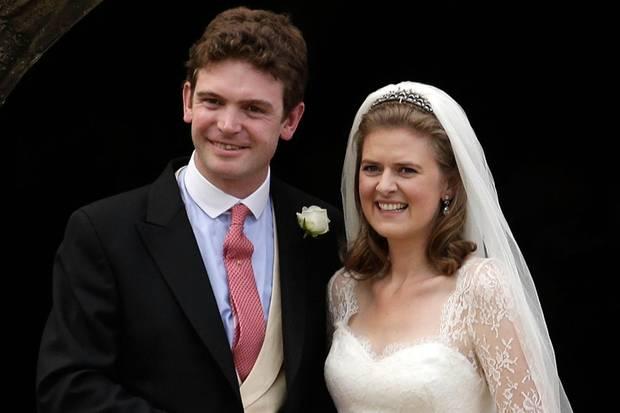 Robert Meade und Laura Meade (geborene Marsham)