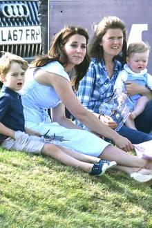 Prinz George, Herzogin Catherine,Prinzessin Charlotte, Laura Meade
