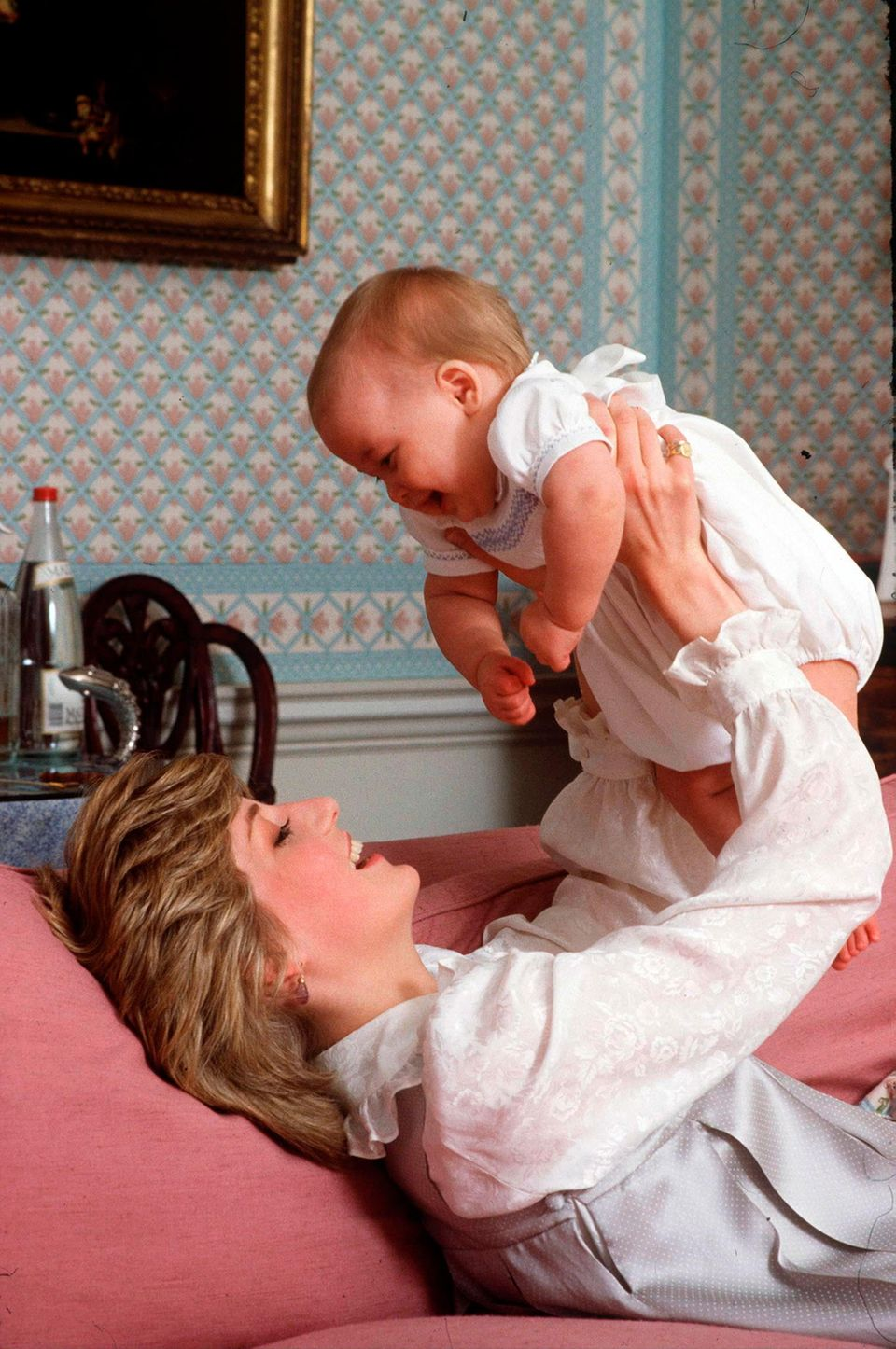 Prinzessin Diana, Prinz William