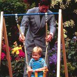 Prinz Charles, Prinz William