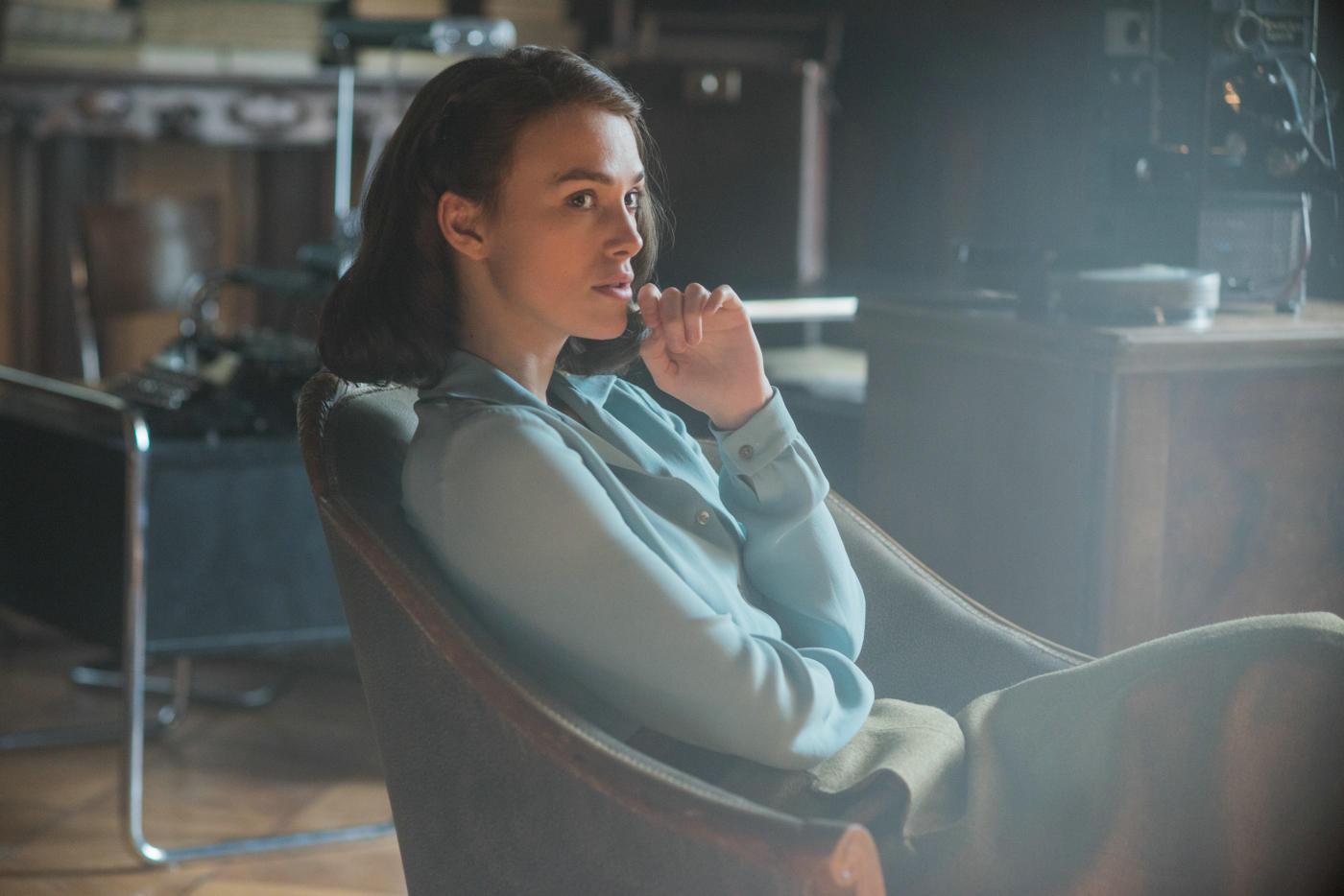"""Keira Knightley in """"Niemandsland - The Aftermath"""""""