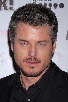 """Mit seinen eisblauen Augen und seinem Bad-Boy-Charme verdreht Eric Dane ab 2006 allen """"Grey's Anatomy""""-Zuschauern den Kopf. Kein Wunder, dass nie jemand über ihn als Dr. Mark Sloan spricht sondern ihn alleMc Sexy nennen. 2012 verkündet er seinen Ausstieg."""