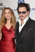Amber Heard + Johnny Depp