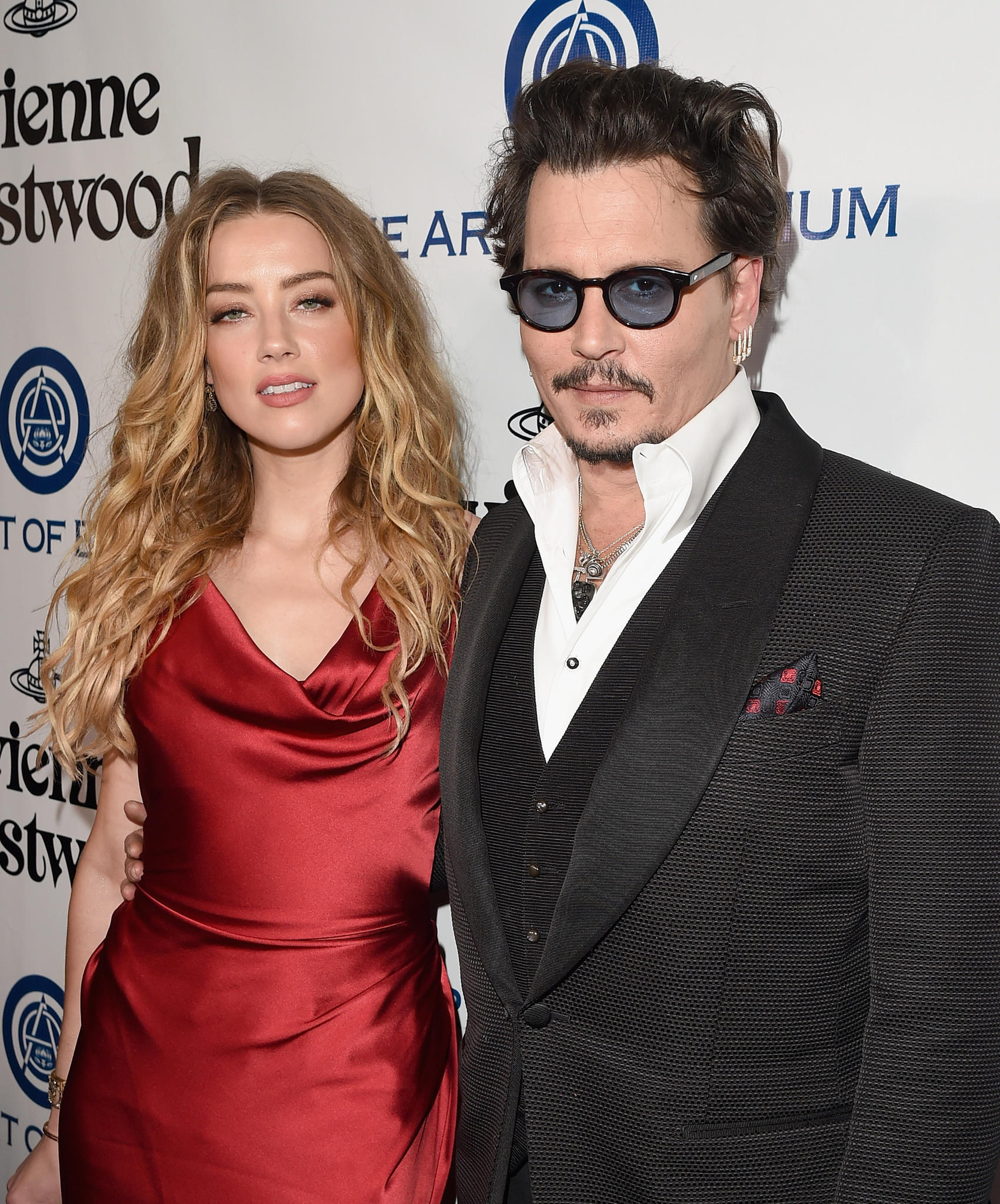 Amber Heard + Johnny Depp