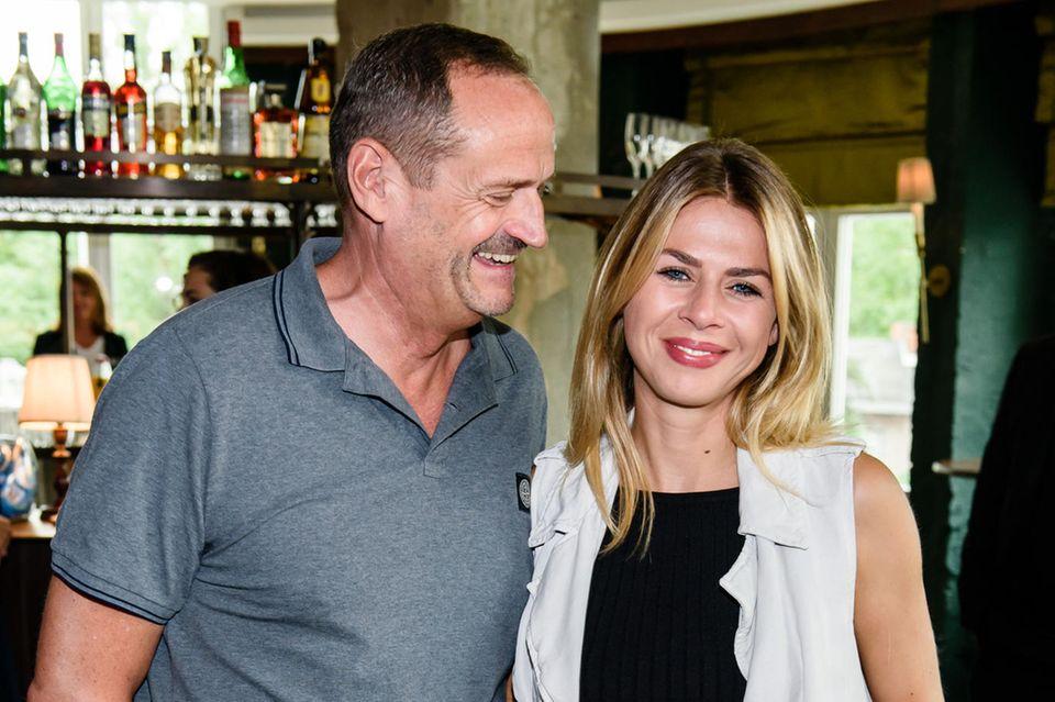 Goetz Elbertzhagen und seine Frau Lydia