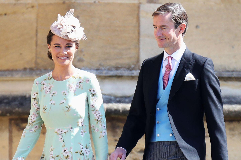 Pippa Matthews und James Matthews